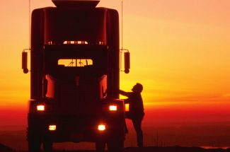 truck returning to work after workplace injuries