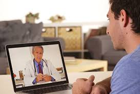 telehealth consulting with GP