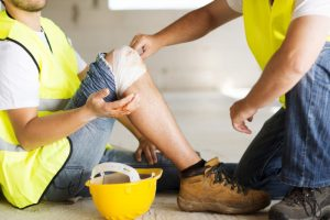 injury in workplace